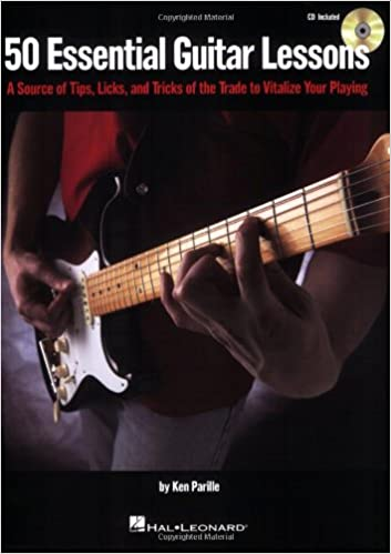 Amazon com: 50 Essential Guitar Lessons: A Source of Tips