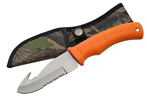 Handle Rubber Gut Hook (SZCO Supplies 211188 Gator's Guthook Knife)