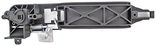 Dorman 81971 Ford Focus Front Passenger Side Black Exterior Replacement Door Handle