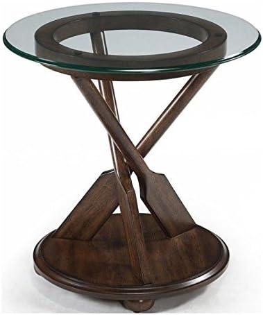 Magnussen Beaufort End Table