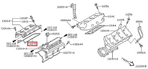 infiniti i30 power steering diagram