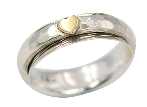 3mm Silver Sterling Antiqued Band (Energy Stone