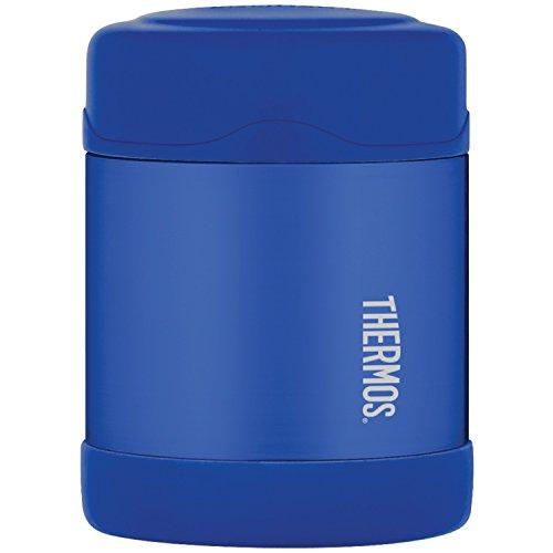Frasco para alimentos Thermos Funtainer de 10 onzas, azul