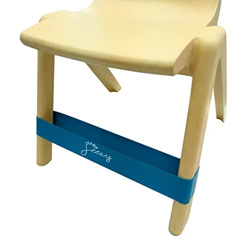Pleasant Delicate Bouncy Kick Chair Bands For Fidgety Kids And Short Links Chair Design For Home Short Linksinfo
