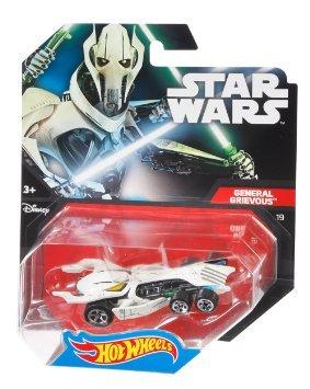 Hot Wheels Star Wars Character Car