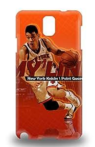 New Tpu Hard 3D PC Case Premium Galaxy Note 3 Skin 3D PC Case Cover NBA New York Knicks Jeremy Lin #17 ( Custom Picture iPhone 6, iPhone 6 PLUS, iPhone 5, iPhone 5S, iPhone 5C, iPhone 4, iPhone 4S,Galaxy S6,Galaxy S5,Galaxy S4,Galaxy S3,Note 3,iPad Mini-Mini 2,iPad Air )