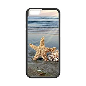 """Personality customization Customized Sea Star Diy Design For iphone 6 4.7"""" Hard Back Cover Case 1228 By CUY Cases"""
