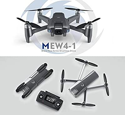 Brushless GPS Drone with 2MP Camera 0.5 Mile Range, RTH, Follow me, Way Point Programming