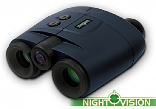 Night Owl Optics NONB2FF 2x Mag Night Vision Binoculars w/ Built In Infrared by Night Owl