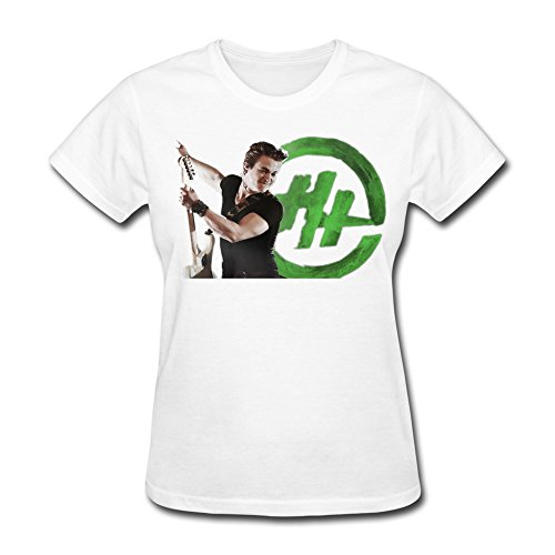 looin-womens-hunter-hayes-21-music-art-t-shirt-white-apparel