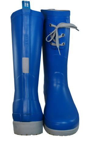 Soho Boots Womens Tretorn Blue Wellington Rubber g6Pw1n18q