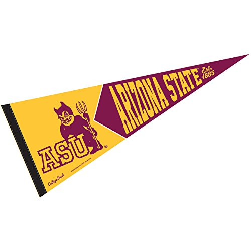 (WinCraft Arizona State Sun Devils College Vault and Throwback Pennant)