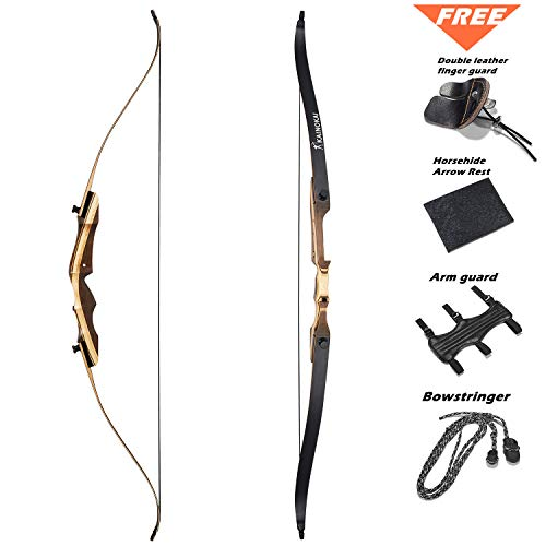 Outdoor Sports Sporting Goods Inventive Omp Adventure 2.0 Recurve Bow
