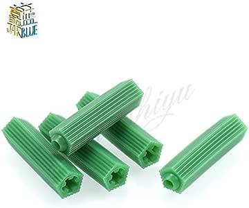 Wall Plug 5mm x 25mm Nylon Anchor MasonryWallplug 5000PCS