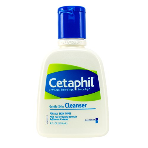 Cetaphil Gentle Cleanser Bottles Fluid