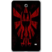 Red Triforce Samsung Galaxy Tab 4 (8 in.) Vinyl Decal Sticker Skin by Demon Decal