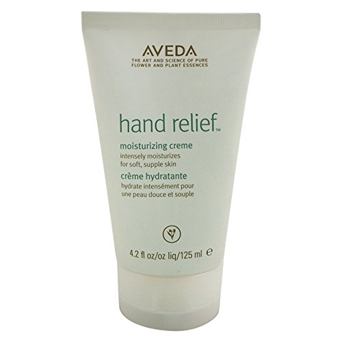 Aveda Hand Relief Moisturizing Cream, 4.2 Ounce (Best Hand Cream For Winter)