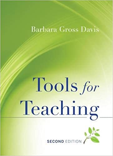 Image result for Tools for Teaching by Barbara Gross Davis