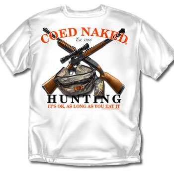 Coed naked t
