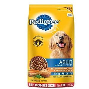 PEDIGREE Complete Nutrition Adult Dry Dog Food Bonus Bags (Chicken, 50 lbs. Pack of 2) 115