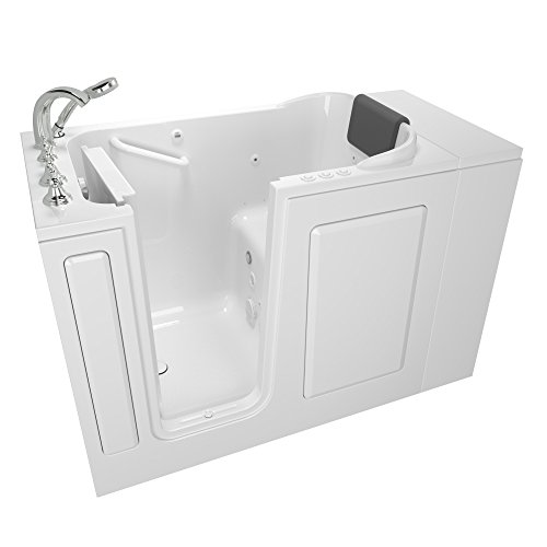 Safety Tub Air Bubble System - American Standard 2848.109.CLW Gelcoat Premium Series 28