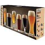 6PC Craft Brew Beer Set