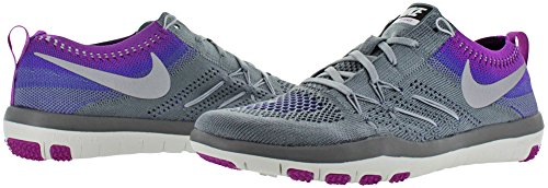 Nike Women's 844817-003 Fitness Shoes Grey (Cool Grey / Wolf Grey-hyper Violet) oC6F2f