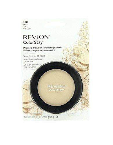 Revlon ColorStay Pressed Powder with SoftFlex, Fair 810, 0.3