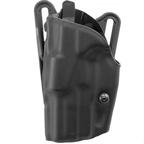 - Safariland 6377 ALS Belt Slide Holster, Glock 17, 22 w/ITI M3 Light, Plain Black, Left Hand,