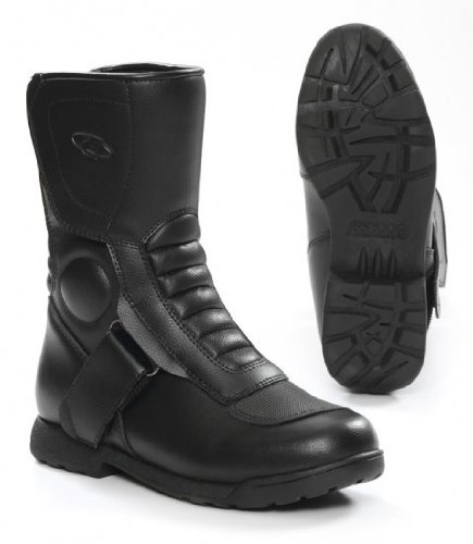 Monza Womens Waterproof Sport Motorcycle boot by altimate - Size: 8