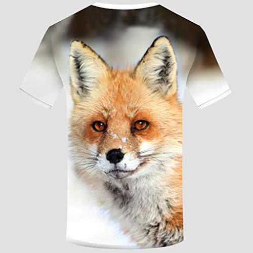 Imprimé 3d Unisexe Courtes shirts T F T Pattern Courte Manches Mcys À Manche shirt qTg1WwWYIA