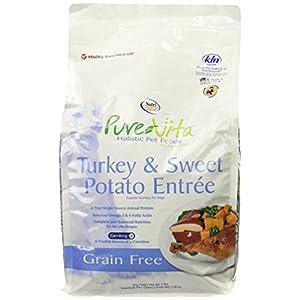 Nutri-Source Pure Vita Grain-Free Turkey And Sweet Potato Dry Dog Food, 5 Pound Bag 78