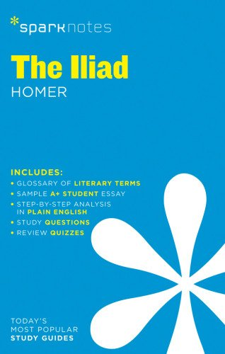 the-iliad-sparknotes-literature-guide-sparknotes-literature-guide-series