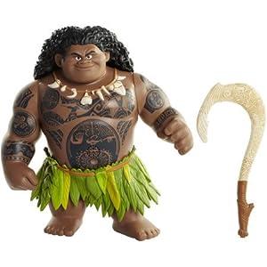 Disney moana mega maui figure w fishhook toys for Disney s moana maui s magical fish hook