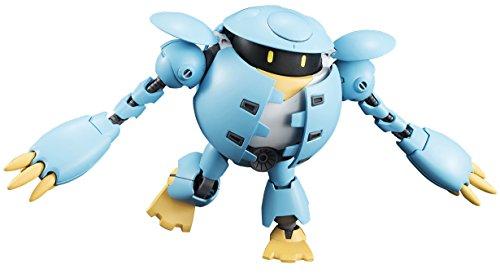 image Bandai 1/144 Hgbd Momo Capool Gundam construction de plongeurs plongeurs Kit plastique