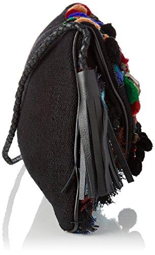 Antik Batik Damen Lyra Wallet Taschenorganizer, Mehrfarbig (Multico), 3x23x33 cm