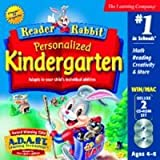 Reader Rabbit Kindergarten Educational Computer Game [CD] [CD-ROM]
