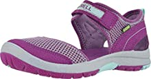 Merrell baby-girls Hydro Monarch 3.0 Purple, 13 Wide Big Kid