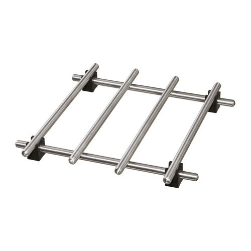 Ikea 001.860.41 Lamplig Trivet, 7 by 7-Inch, Stainless (Hot Pot Stand)