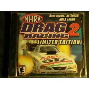 NHRA Drag Racing 2 Limited Edition (PC CD Jewel Case)