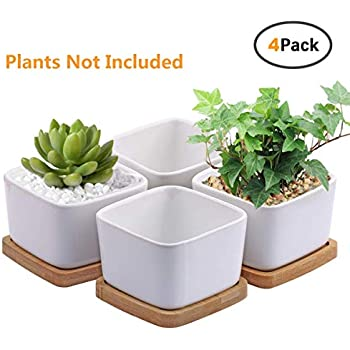 Amazon Com Mini 6 Set 2x1 65x2inch Square Modern