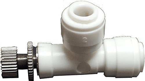 AquaFX The leaders in reverse osmosis. Adjustable Flow Restrictor for 1/4 inch -