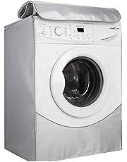 QSCTYG Tvättmaskinsskydd vattentät tvättmaskin solid dragkedja dammskydd skydd skydd framsida hot 466