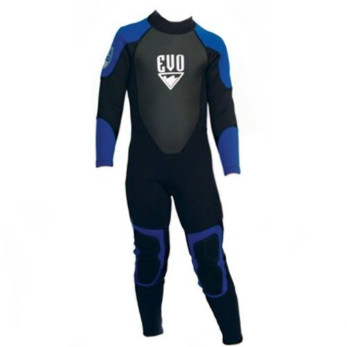 EVO Kid`s 6/5/4mm Full Wetsuit Medium by EVO