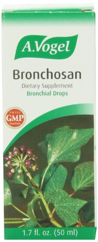 A. Vogel Bronchasan Herbal Supplements, 1.7 Fluid Ounce