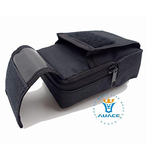 Multifunktions Survival Gear Tactical Beutel MOLLE Tasche erkennen Taille Bag, Outdoor Camping Tragbare Travel Bags Handtaschen Werkzeug Taschen Handy Tasche BK