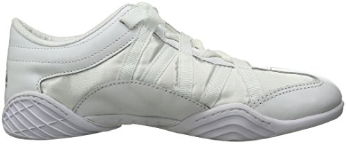 Nfinity Adult Evolution Cheer Shoes, White, 8.5 by Nfinity (Image #8)