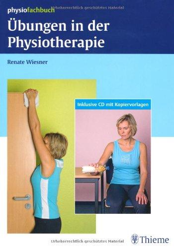 Übungen in der Physiotherapie