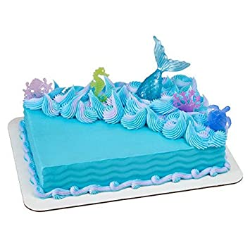 Mystical Mermaid Cake Decorating Set 1 Amazon Grocery