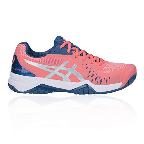 Donna challenger Pink Asics Tennis Scarpe 12 Da Gel 1w0BxY